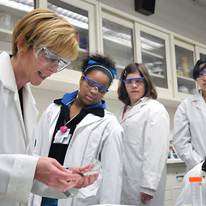 My Favourite Women of Science