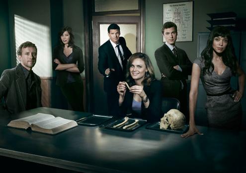 Bones Season Four