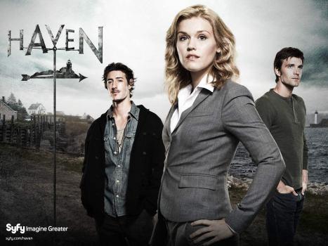 Haven Season One