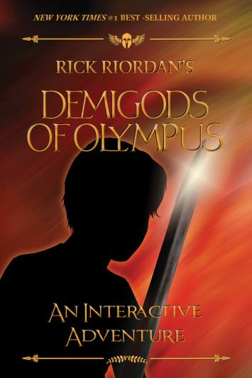 The Demigods of Olympus - An Interactive Guide